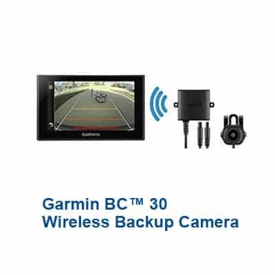 Camera lùi không dây Garmin BC™ 30 Wireless Backup Camera