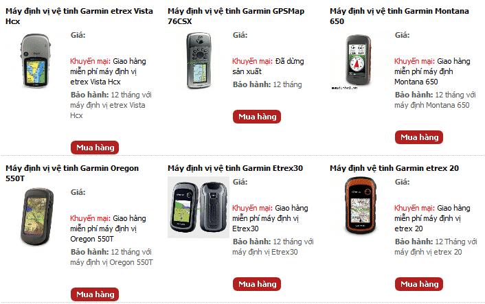 Cung cấp máy định vị GPS đo đạc tại Huế, Quảng Trị, Quảng Bình