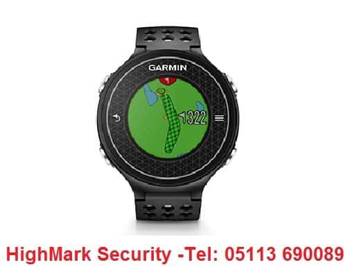 Thiết bị định vị GPS dành cho người chơi Golf Approach S6