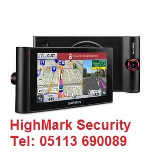 Thiết bị GPS dẫn đường tích hợp Camera _Garmin nuviCam LMTHD