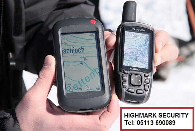 Ưu điểm máy định vị GPS cầm tay MONTANA – Garmin