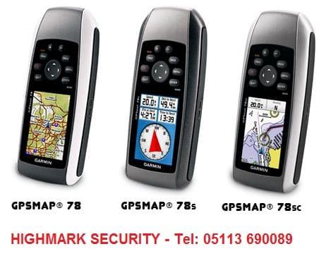 Ưu điểm máy định vị cầm tay GPS MAP 78 Garmin