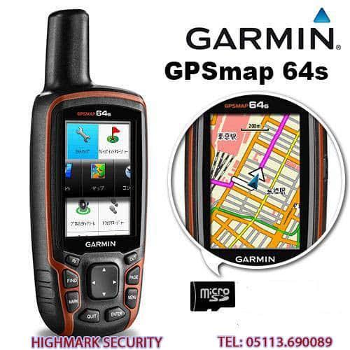 [Đà Nẵng] – Đánh giá về máy định vị cầm tay Garmin GPS 64s