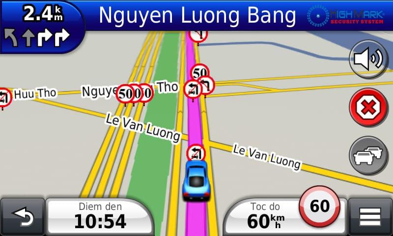 So sánh thiết bị dẫn đường GPS Garmin với thiết bị khác