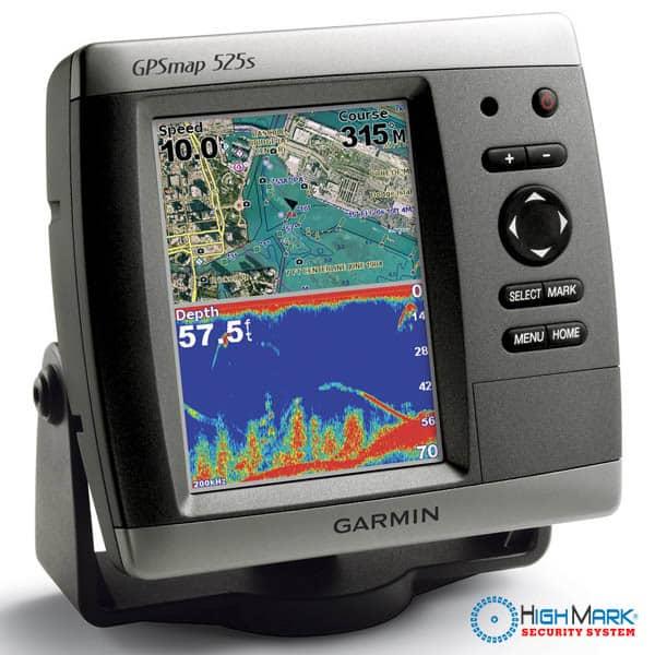 Máy định vị vệ tinh Garmin GPSMAP 541s