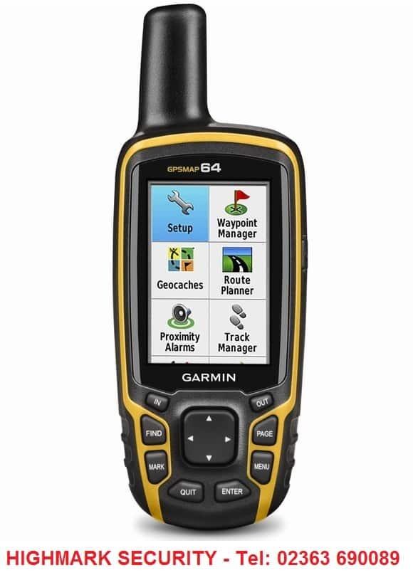 Máy định vị GPS nâng cao hiệu quả của công tác trắc địa, đo đạc diện tích