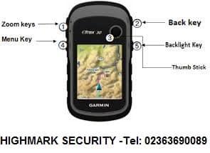 So sánh máy định vị GPS Etrex đời cũ và máy định vị Etrex 10 mới