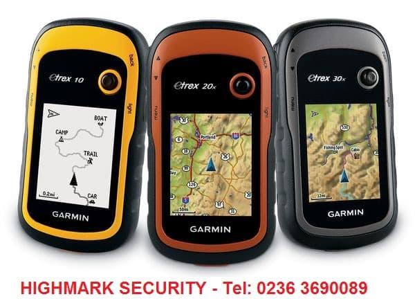 Hướng Dẫn Sử Dụng Máy Định Vị GPS Garmin Etrex 10, 20, 20x, 30x