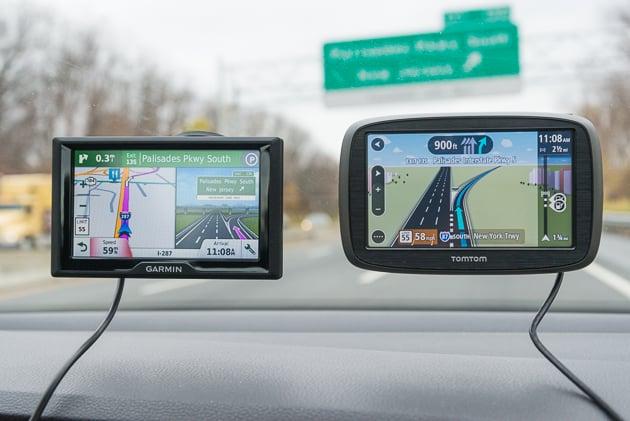 Những thiết bị GPS phổ biến dành cho ô tô