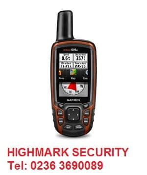 Máy Định Vị Cầm Tay GPS Garmin 64S phổ biến đo diện tích