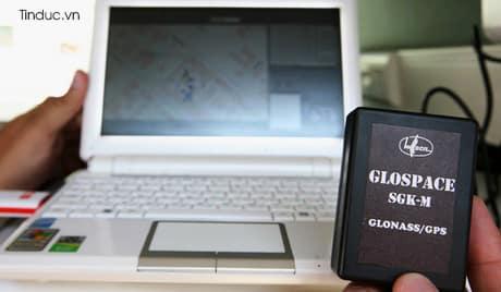 Vòng quanh thế giới theo máy định vị vệ tinh GPS GLONASS