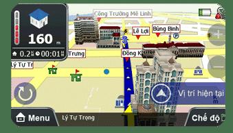 Cách phân biệt giữa thiết bị dẫn đường và định vị GPS