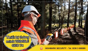 GPS cầm tay Trimble Geo 7x