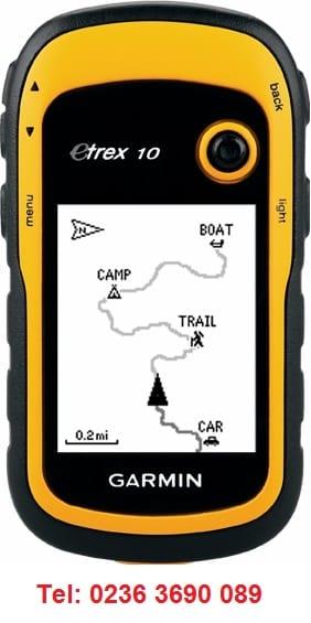 Máy định vị GPS cầm tay Garmin eTrex 10x