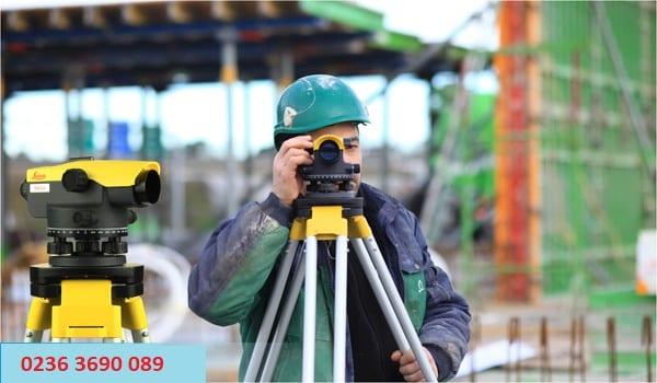 Bán máy thủy bình tại Đà Nẵng | Máy toàn đạc tại Đà Nẵng