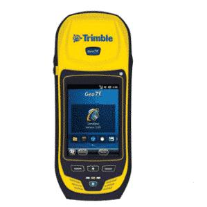 Máy định vị Trimble GEO 7X - Máy định vị GPS cầm tay GEO 7X Trimble