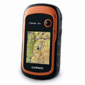 Máy định vị cầm tay GPS Etrex 20x | Máy định vị GPS Garmin Etrex 20x