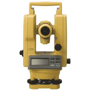Máy kinh vĩ Topcon DT 209 - Máy kinh vĩ điện tử Topcon