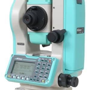 Máy toàn đạc điện tử Nikon DTM 322 - Máy toàn đạc điện tử Nikon