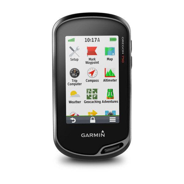 Máy đo diện tích GPS OREGON 750 | Máy định vị Garmin GPS Oregon 750