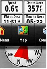 La bàn điện tử Giới thiệu về GARMIN GPS 64SC site survey